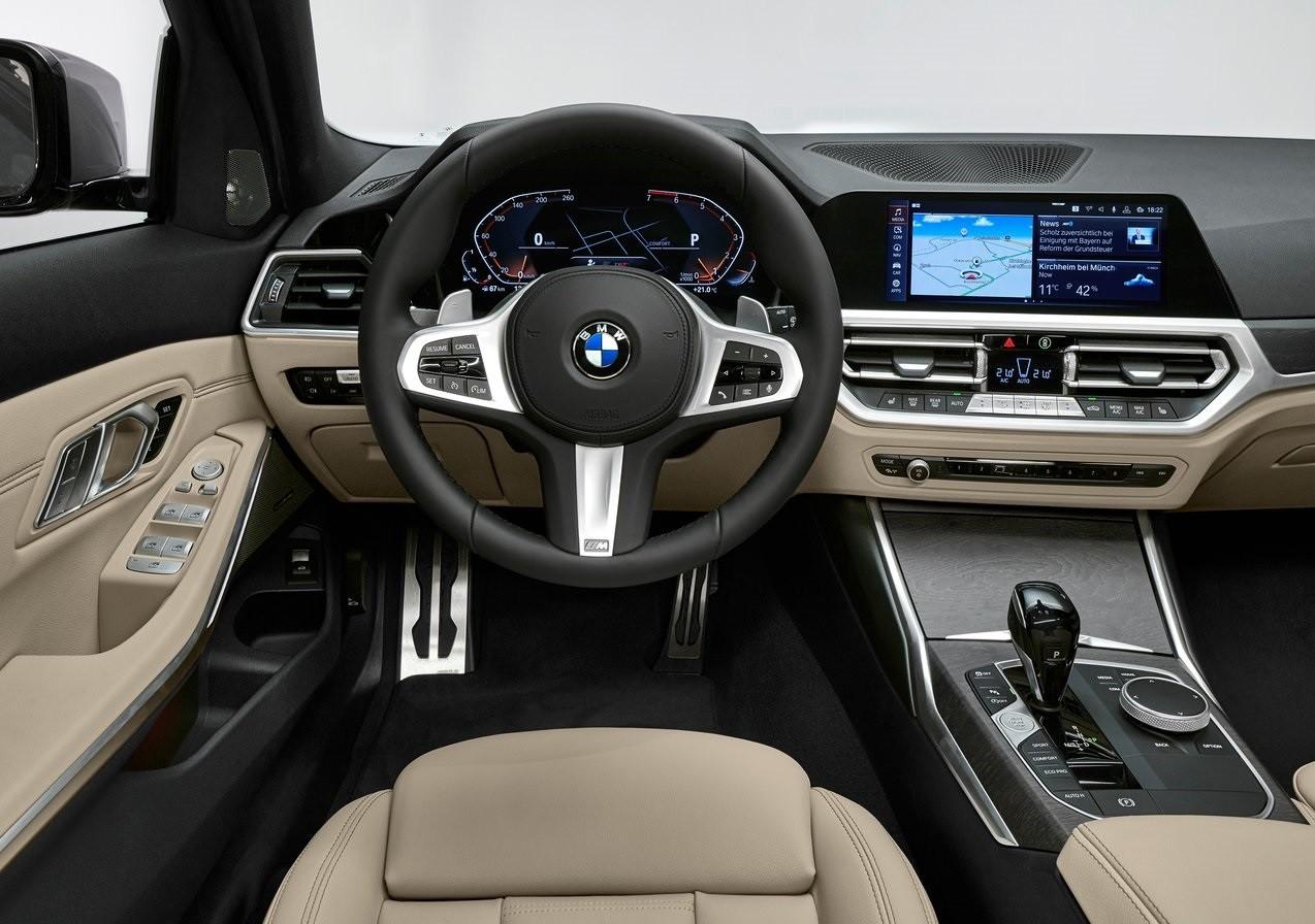 Foto de BMW Serie 3 Touring 2020 (27/28)