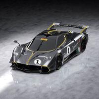 El nuevo Pagani Huayra R es una obra de arte para circuitos con un V12 atmosférico de 850 CV y cambio manual