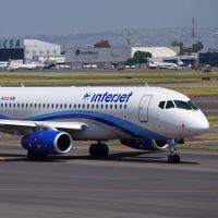 Lo que sabemos del Sukhoi Superjet 100, el avión que se incendió en Moscú, y que Interjet tiene en su flotilla en México