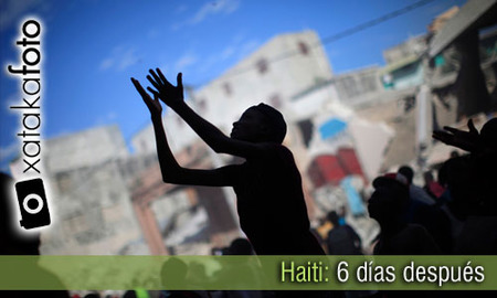 Haití seis días después: fotos de la tragedia
