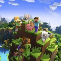 Minecraft en PS4 se ve más realista que nunca ahora que ya es compatible con PlayStation VR