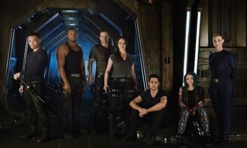 'Dark Matter' promete aventuras espaciales e intriga en Syfy