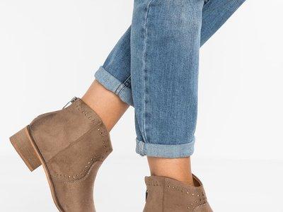 Botines Only shoes ideales para esta temporada rebajados un 40%, ahora por sólo 29,95 euros y envío gratuito