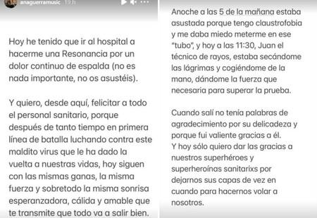Ana Guerra Hospital