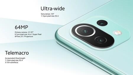 Xiaomi Mi 11 Lite 5g Oficial Camaras