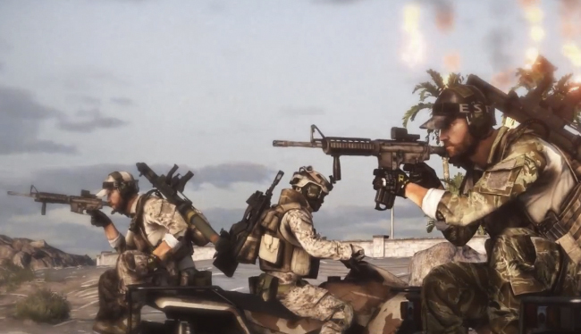 Moments Battlefield 3