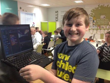Blackpool Coderdojo Flickr