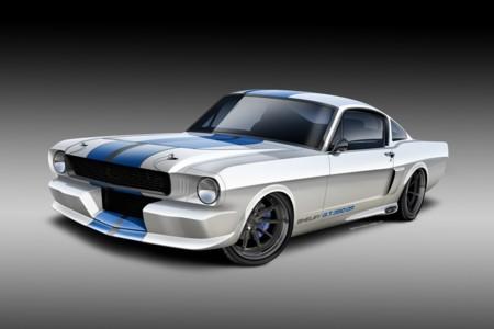 ¿Qué tal una réplica de Shelby Mustang clásico con motor Ecoboost?