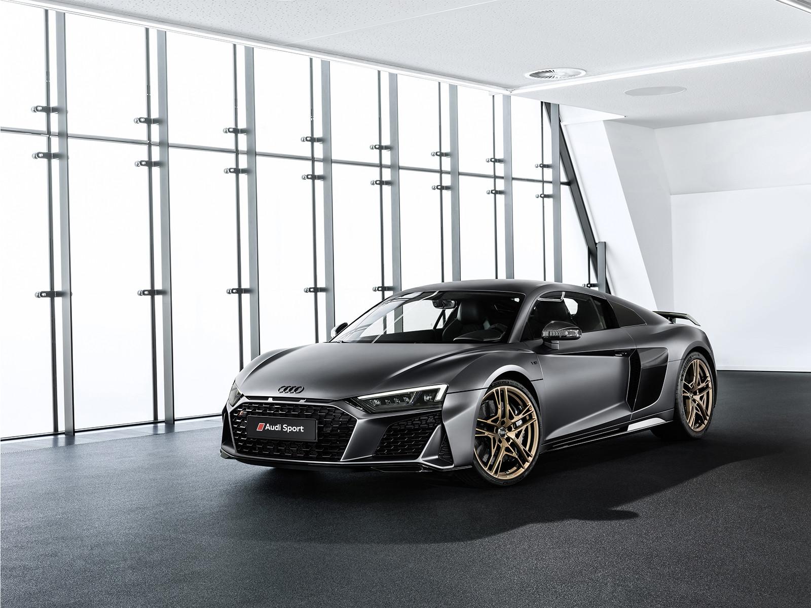 Foto de Audi R8 Decennium (13/13)