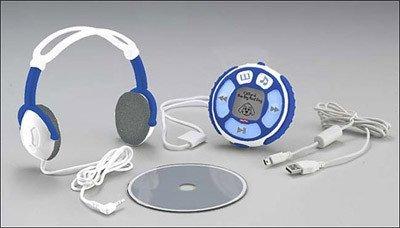 iTod reproductor MP3 para niños