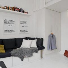Foto 5 de 14 de la galería una-casa-de-17-metros-cuadrados-en-suecia en Decoesfera