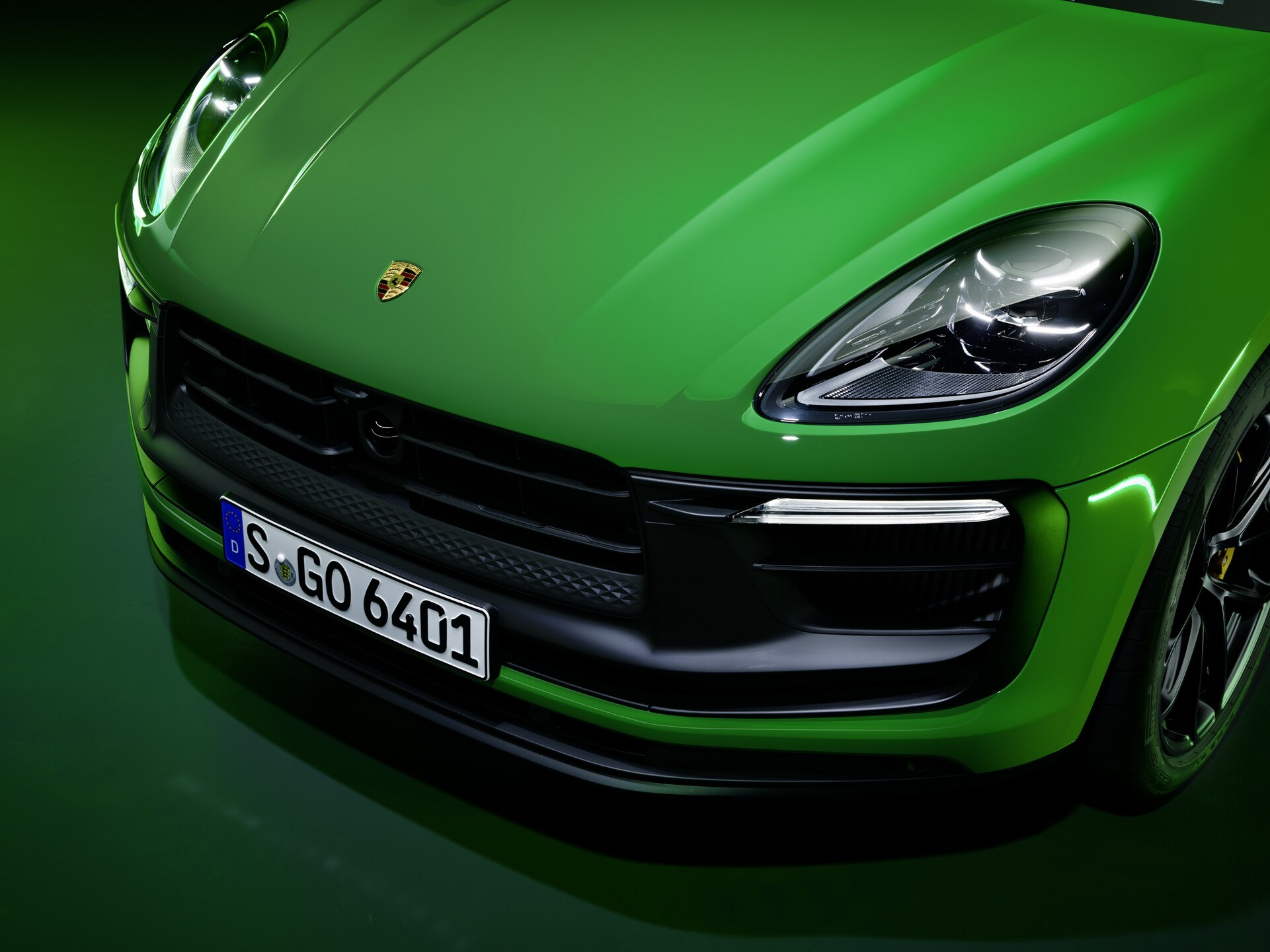 Foto de Porsche Macan 2022 (27/59)