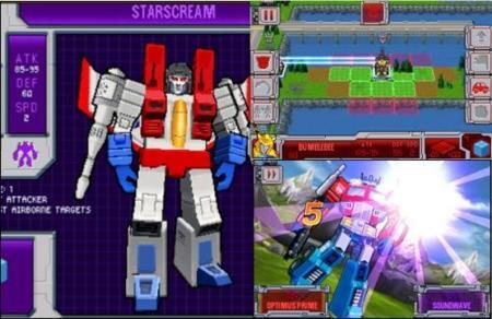 Transformers G1: juegazo friki para el iPhone