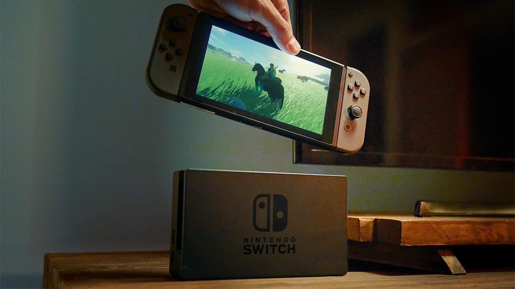 Nintendo Switch Cabecera