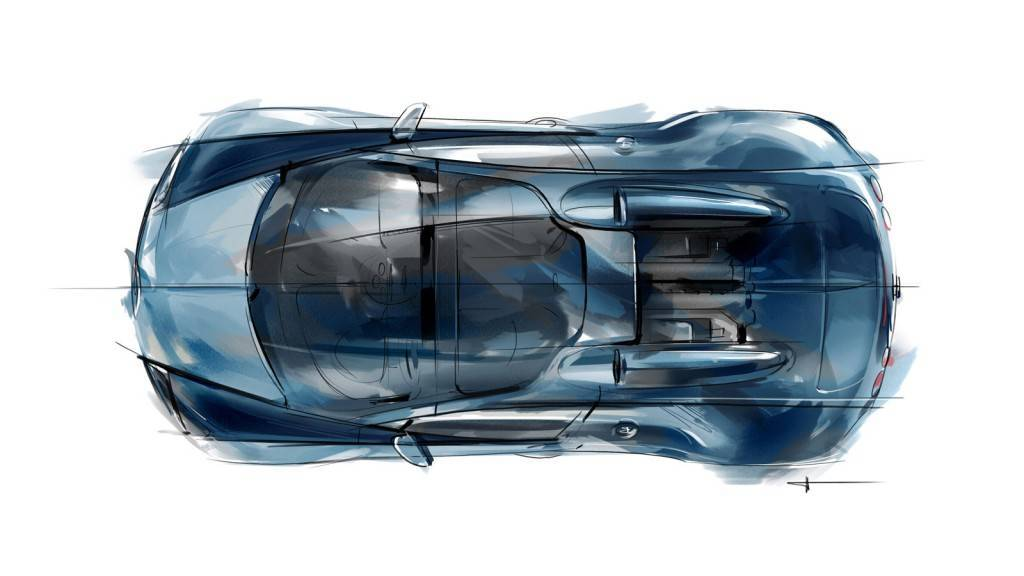 Foto de Bugatti Veyron Legend Jean-Pierre Wimille (4/10)