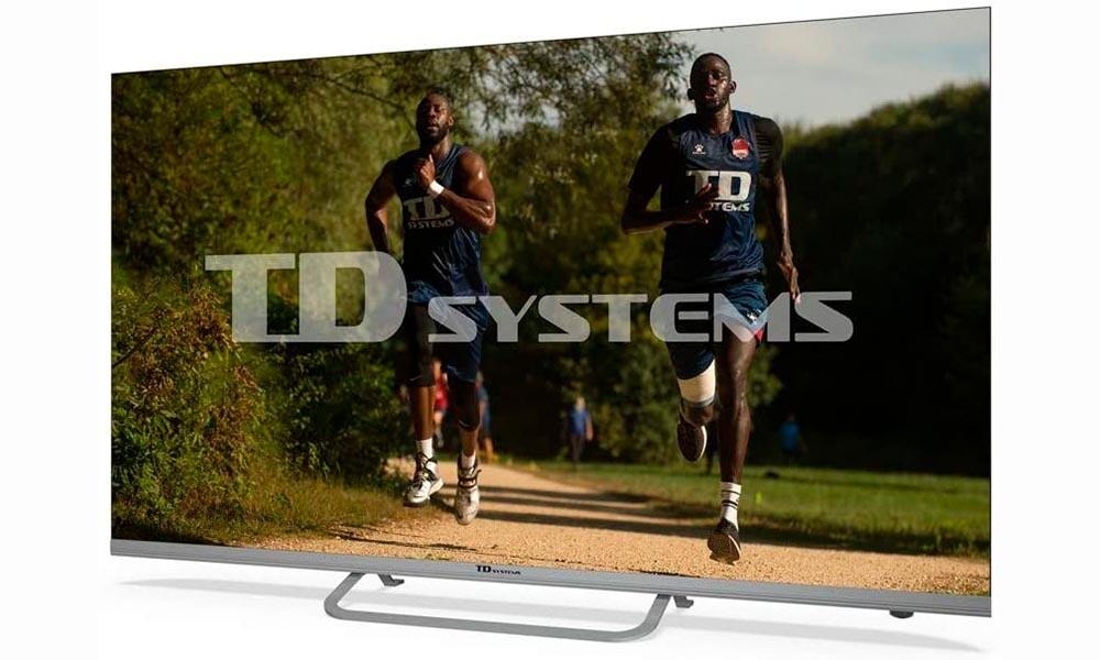Con el cupón SEP40 de AliExpress Plaza, tienes una smart TV 4K de 50 pulgadas como la TD Systems K50DLX11US por sólo 279 euros