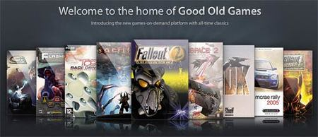 Good Old Games, la tienda de los juegos retro