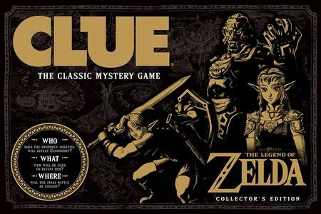 The Legend of Zelda tendrá su propia versión de Cluedo, y no habrá que encontrar al asesino... sino lo contrario