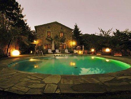 Casa rural de lujo en Arbúcies, el placer de la montaña en Girona