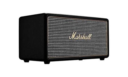 El precioso altavoz Bluetooth Marshall Stanmore II, esta semana rebajado a 285 euros en Mediamarkt
