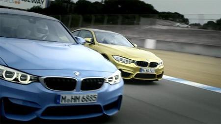 BMW M3 y BMW M4 2014: ahora, en vídeo