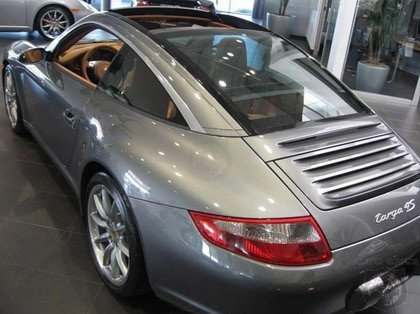 Porsche 911 Meteor Grey