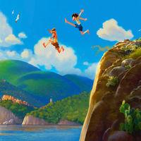 Pixar presenta su nueva película: 'Luca' será una aventura estival ambientada en la Riviera italiana