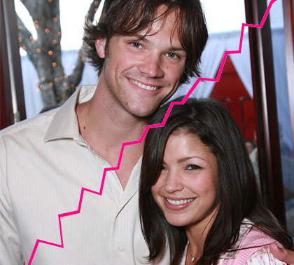 A Jared Padalecki y Sandra McCoy se les acabó el amor