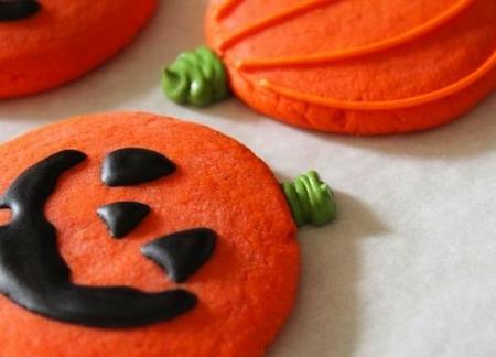 Recetas de Halloween para cocinar con niños