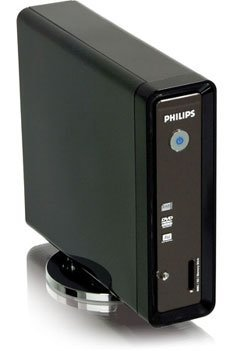 Philips LX1000, perfecto como media center