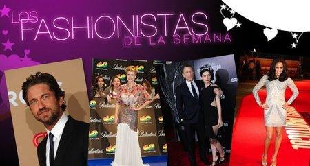 Fashionistas de la Semana: Inspírate en los lookazos de los famosos para esta nochevieja