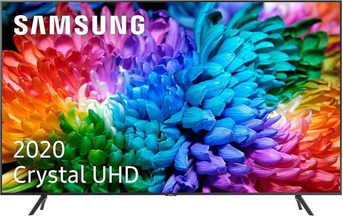 TV Samsung UE65TU7025 - 4K, Smart TV, PQI2000, HDR10+ Procesador Crystal 4K, UHD Dimming