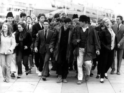 Cinco estilos urbanos que Gran Bretaña ha exportado