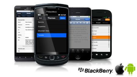 Aplicaciones BlackBerry las que más ganancias generan a los desarrolladores