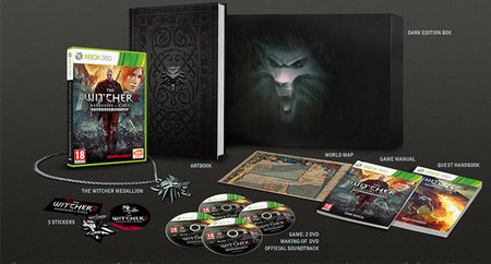 La Dark Edition 'The Witcher 2: Assassins of Kings' agotada en Europa