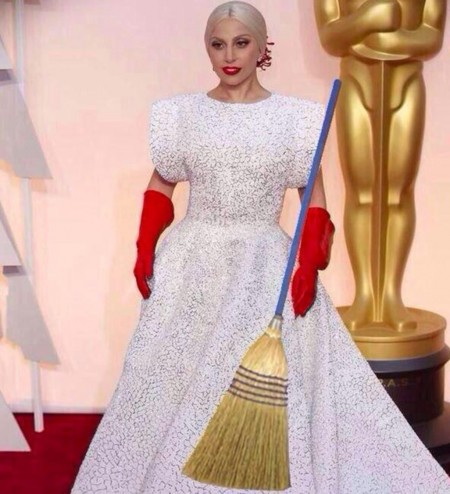 Memes Sobre Lady Gaga Oscars 1424677901 01