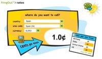"""fring ofrece su propio servicio de llamadas a móviles y fijos """"desde"""" 1 céntimo el minuto"""