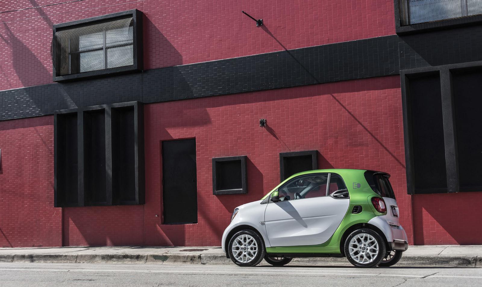 Foto de smart fortwo Electric Drive, toma de contacto (103/313)