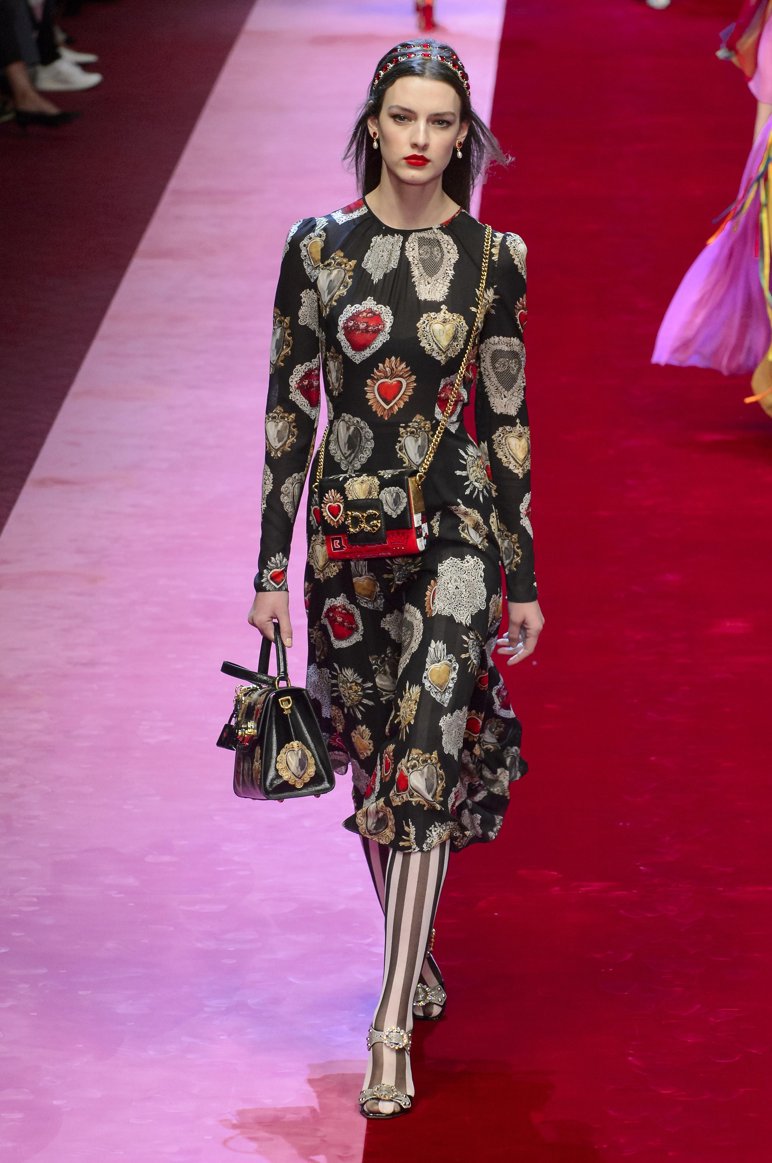 Foto de Dolce&Gabbana Primavera/Verano 2018 (72/106)