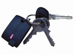 Proporta Freedom Keychain, un receptor GPS en el llavero