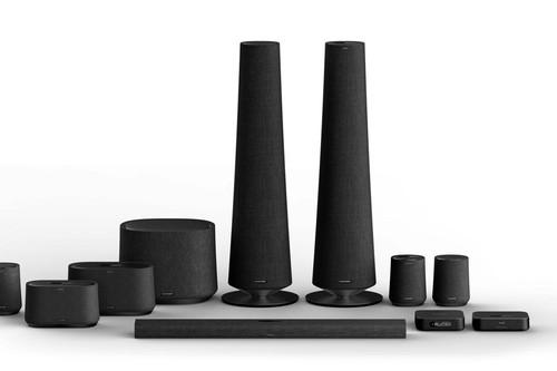 El soporte para Google Assistant y el estándar de audio Wisa llegan a los nuevos altavoces y barras de sonido Harman Kardon