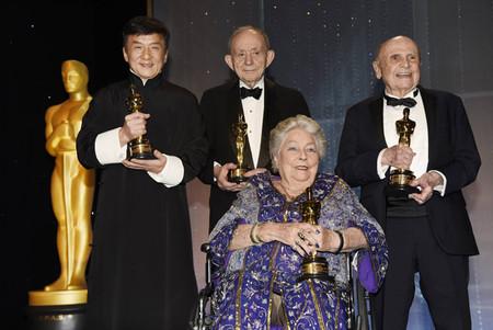 Oscar Honorificos