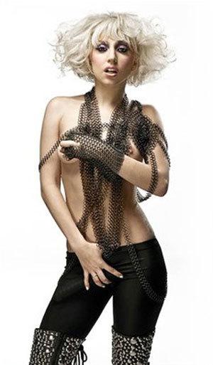 Foto de Lady Gaga en Q magazine (3/7)