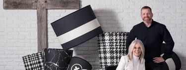 Diane Keaton lanza una colección de lámparas. Y no están nada mal