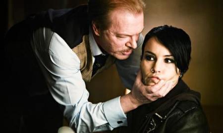 Lisbeth Salander en 'Millennium 1: Los hombres que no amaban a las mujeres'