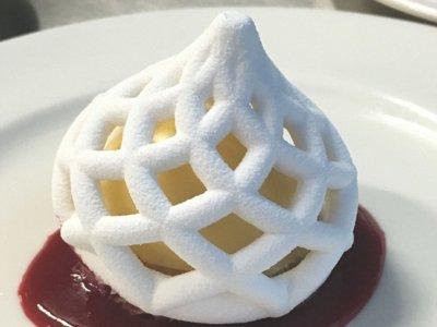 Bienvenidos al primer restaurante de comida impresa en 3D