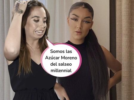 Julia Janeiro y Andrea
