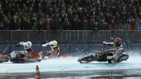 Ice Speedway, lo mejor para un día nevado