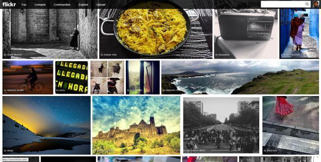 ¿Qué tipos de cuenta tiene ahora Flickr?