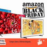 Este Black Friday que no se te escape tu nueva smart TV: 11 modelos de Hisense, LG, Philips y Samsung rebajados en Amazon